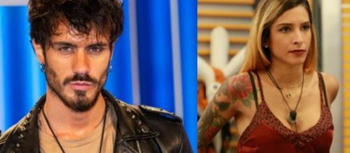 GF: Gaetano Arena sostiene che il flirt tra Erica e Gianmarco sia una mossa mediatica.