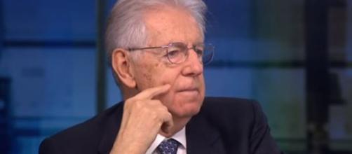 Mario Monti si scaglia contro Giuseppe Conte