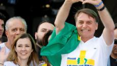 Bolsonaro é o primeiro presidente a ir na Marcha para Jesus