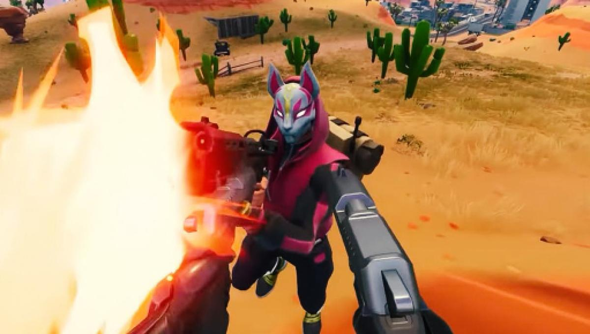 Fortnite Battle Royale' is getting a big graphics upgrade