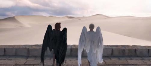 "A Christian group petitioned Netflix to cancel ""Good Omens,"" an Amazon Prime Video show. [Image Credit - Amazon Prime Video]"