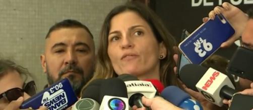Anderson do Carmo foi morto na madrugada do último domingo (16). (Reprodução/Rede Globo)