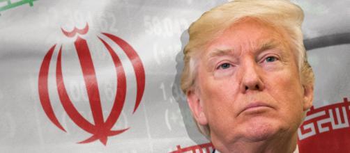 Alta tensione tra Iran e USA. foto - cnn.com
