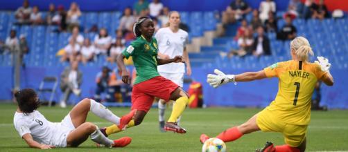 Coupe du monde féminine : le Cameroun qualifié ... - alvinet.com