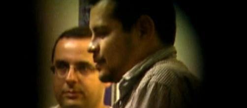 Flávio dos Santos confessou o crime em depoimento, nesta quinta-feira (20). (Reprodução/ Rede Globo)