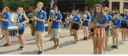 Fourth of July Celebrations 2018. [Image source/CBS Chicago YouTube video]