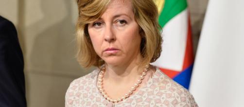 Giulia Grillo è intervenuta alla presentazione del codice deontologico Fnopi.