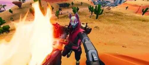 Graphics improvement are coming to 'Fortnite' in Season 10. Image Credit: In-game screenshot