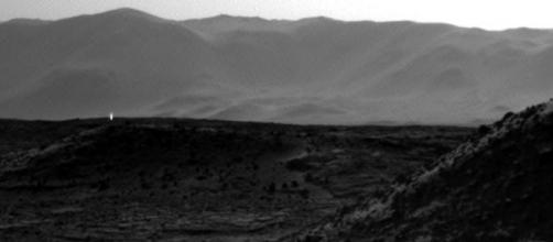 Nasa: Macché vita su Marte, il bagliore? Raggio cosmico o riflesso ... - rainews.it