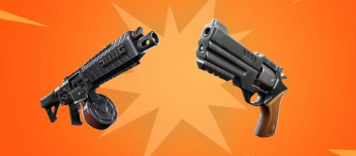 New Revolver is coming to 'Fortnite.' [Image Source: Epic Games data mined files]