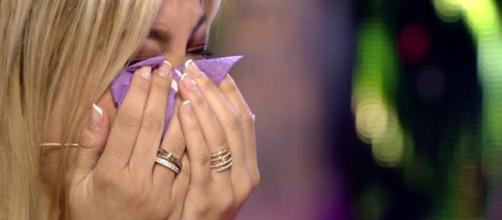Oriana Marzoli rompe a llorar en 'Supervivientes'. / Mediaset