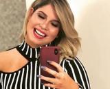 Cantora está grávida de Murilo Huff. (Reprodução/Instagram/@mariamendonacantora)