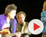 The Rolling Stones, Soldier Field, Chicago, Illinois, 6-21-19. [Image source/Scott Sigman YouTube video]