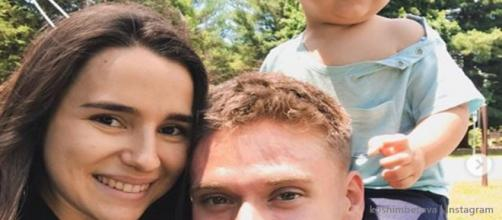 90 Day Fiance couple, Steve Frend and Olga have been together for two years - Image credit - koshimbetova / Instagram