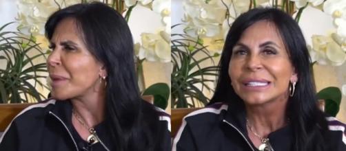 Gretchen falou sobre o reencontro com o filho após 30 anos. (Reprodução/Instagram/@mariagretchen)