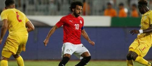 Salah es una de las grandes figuras de esta Copa Africana de Naciones 2019. - yahoo.com