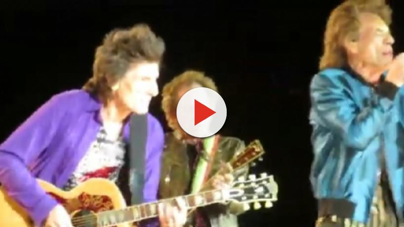 Mick Jagger back in form as The Rolling Stones launch their North American tour