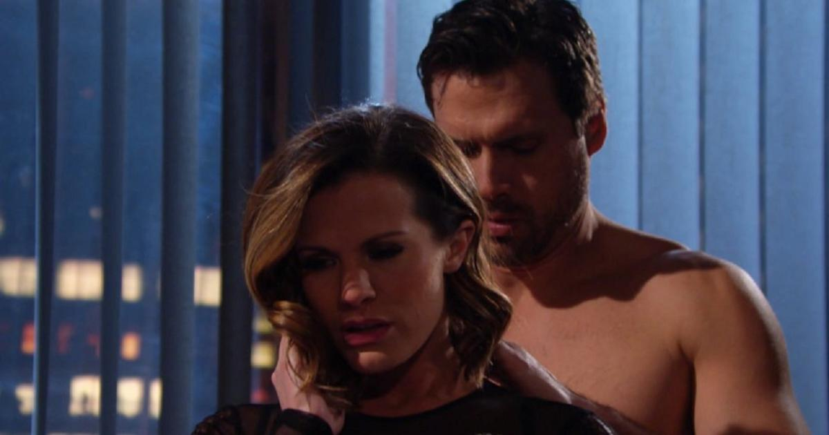 The Young And The Restless Spoilers June 24 28 Chelsea Adam In Love Phyllis Furious