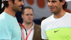 Federer - Nadal : la lutte des titres dans un même tournoi continue, le top 5