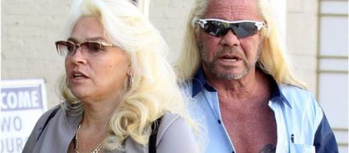 Dog The Bounty Hunter's wife, Beth Chapman, is now in a medically induced coma. [Image Source: News 247/YouTube]