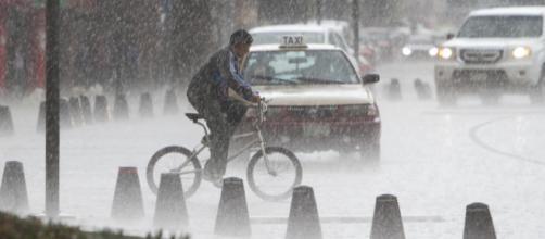 El Estado de México podría verse afectado por la caída de intensas lluvias.