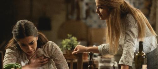 Il Segreto, trame spagnole: Elsa apprende di essersi ammalata a causa di Antolina