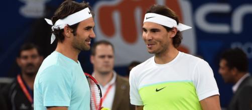 La lutte entre Roger Federer et Rafael Nadal continue