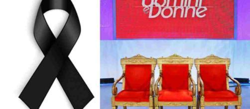 U&D, lutto per Andrea Zelletta, è venuta a mancare la nonna.