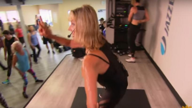 Jazzercise founder Judi Sheppard Missett still on track in business, daughter close behind