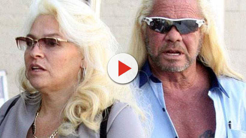 Duane 'Dog The Bounty Hunter' Chapman's wife, Beth in medically induced coma