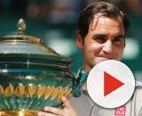 Federer numero 2 a Wimbledon: 'Vantaggio? Potrebbe non esserlo con Nadal dalla mia parte'