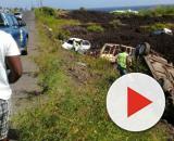 Grave accident de la route © - habarizacomores.com