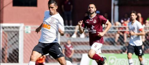 Corinthians foi derrotado pelo Juventus (Crédito: Rodrigo Gazzanel/Agência Corinthians)