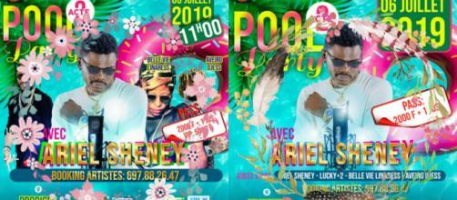 La Pool Party Acte 2 à Yaoundé du 6 juillet 2019 © Odile Pahai