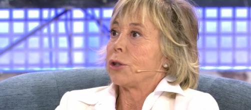 Marta Roca, esposa de Chelo García Cortés. / Telecinco