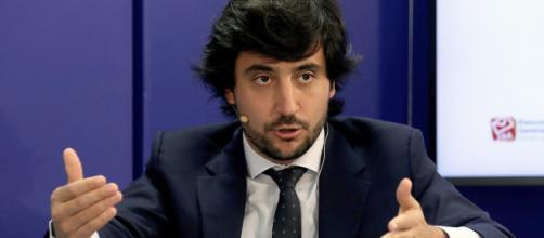 Luis Roldán abandona Ciudadanos por su giro a la derecha