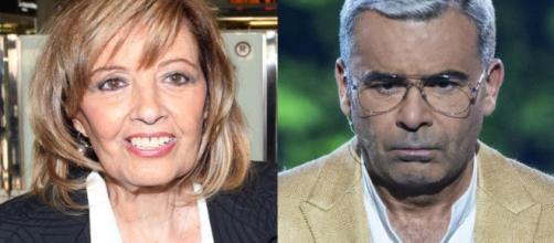 María Teresa Campos critica la fama de Jorge Javier y la falta de compasión de Sálvame
