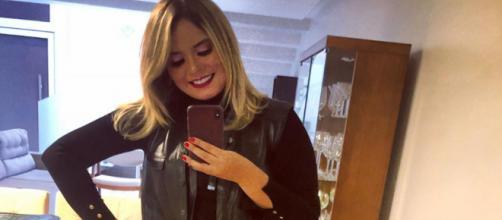 Marília Mendonça resolve parar de beber ao descobrir gravidez. (Arquivo Blasting News)