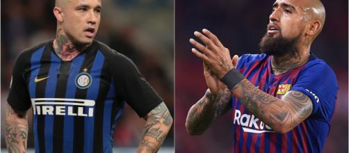 Nainggolan-Vidal: ipotesi scambio prestiti tra Inter e Barcellona - yahoo.com