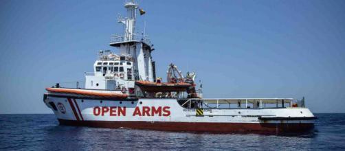 Open Arms pronta a violare il decreto sicurezza bis di Matteo Salvini