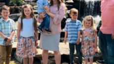 Anna Duggar celebrates her 31st birthday with family