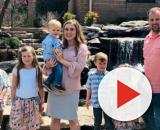 Anna Duggar Pregnant - social media post- extracted from Blasting News Library