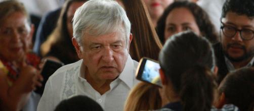 AMLO asegura que Tren Maya mejorará economía del sur de México. - lopezdoriga.com