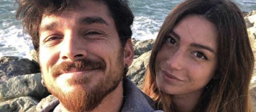 Andrea Cerioli e Arianna Cirrincione: nessuna crisi in atto.