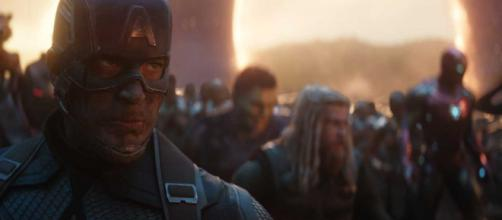 'Avengers: Endgame' is being re-released into theaters this weekend. [Image Credit] Marvel/YouTube