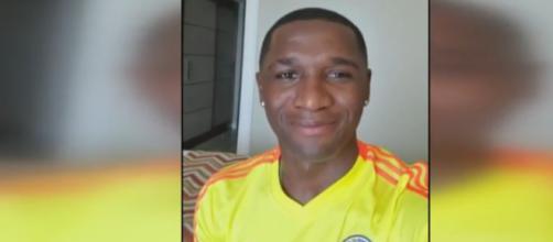 Cristian Zapata, video messaggio per i tifosi del Genoa