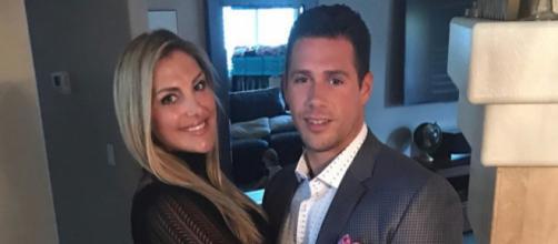 Gina Kirschenheiter poses with estranged husband Matt. [Photo via Instagram]