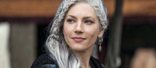 Lagertha terá um importante papel na 6ª temporada de 'Vikings'. (Divulgação/ History Chanel)