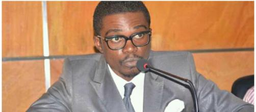 Le Dr Albert Zee du Cameroun © Dr Albert Zee