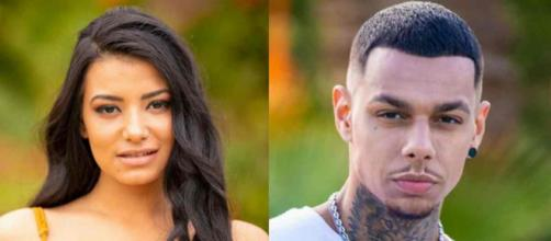 Les Anges 11 : Liyah et Kentin continuent de se faire la guerre en interview chez Sam Zirah.